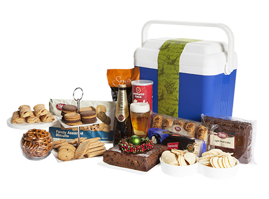 PERSONALIZED CHRISTMAS GIFT HAMPERS